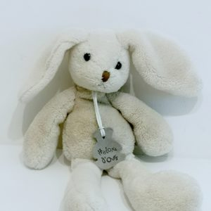 Doudou Sweety Lapin Histoire d'Ours