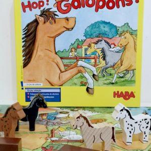 Hop Hop Galopons HABA
